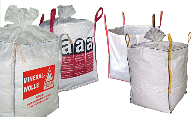Big Bag Gewebesäcke