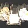 Flachbeutel 500 x 600 mm HDPE 25 my transparent unbedruckt 1500 Stück