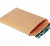 Versandtasche aus stabiler Vollpappe, braun A4+ Groß- und Maxibrief, 350 x 248 x – 32 mm 100 Stück