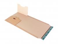 "Universal-Versandverpackung ""PREMIUM"" zum Wickeln braun B5 326 x 193 x – 92 mm 20  Stück"