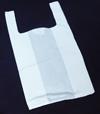 Hemdchentragetaschen MDPE  280+140x480 mm weiß, unbedruckt  20 my   1000 Stück