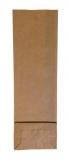 Blockbodenbeutel ECO Papier 105 x 65 x 290 mm    1000 Stück