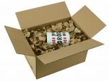 120 l Füllstoff Polsterchips PAPERFILL aus 100% Recyclingpapier naturbraun  120 l im Karton