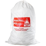 PP-Gewebesack Mineralwolle / KMF, 1,0m³, 70g / m² Grammatur, Kordel im Saum (Standard) 1 Stück