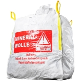 Big Bag Mineralwolle/KMF XL, 1,0m³, 150kg 1 Stück
