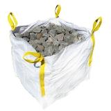 Big Bag Schüttgut 90x90x90cm (0,7m³), 1000kg, 130g/m² Grammatur 1 Stück